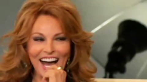 Raquel Welch Talks To Oprah About Sex