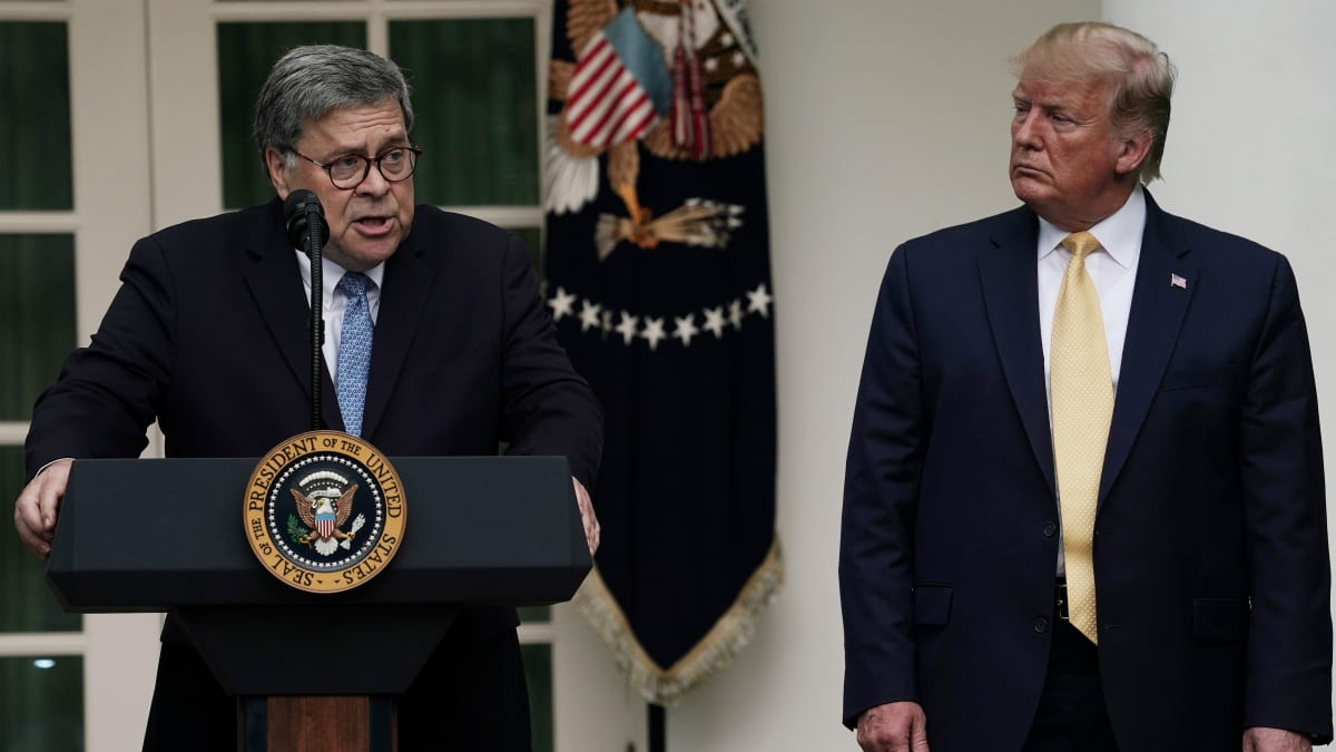 Here's How Dumb Bill Barr's Great Mifsud Conspiracy Story Really Is