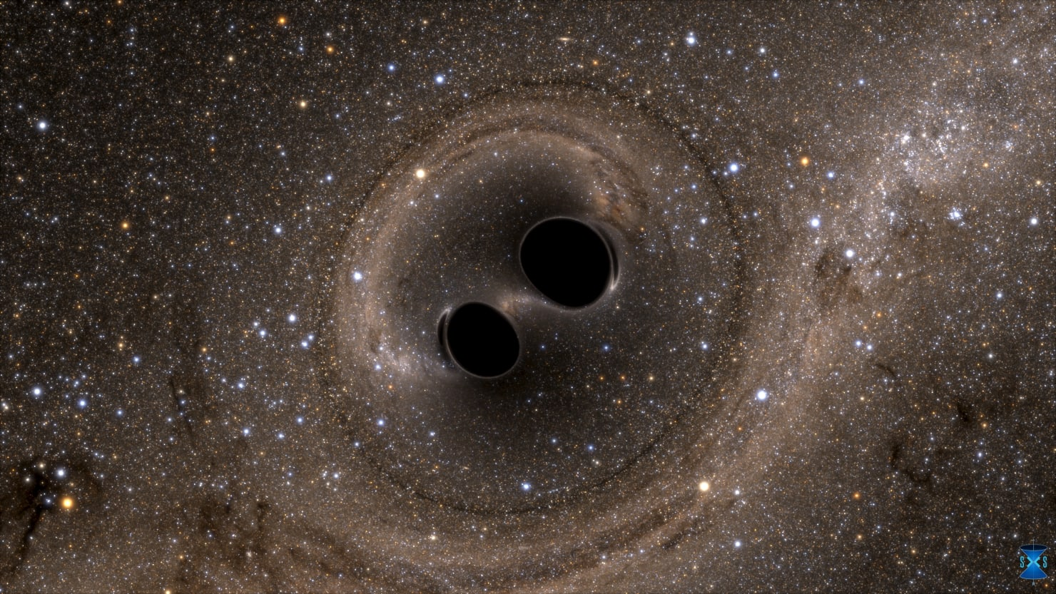Scientists Detect Ripples From Black Hole Collision