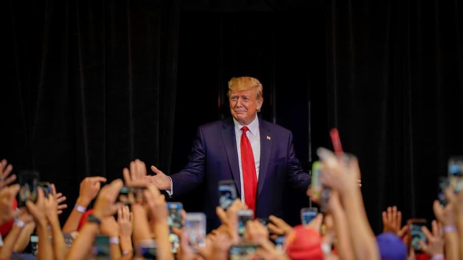 FEC Chairwoman Ellen Weintraub: 'No Evidence' for Trump's Voter Fraud Claims