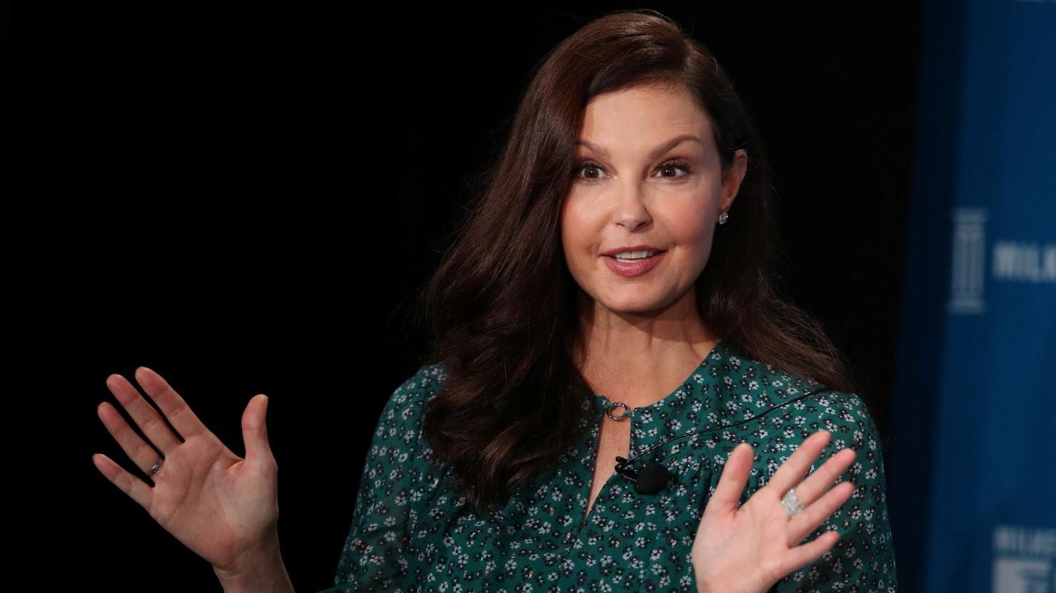 Ashley Judd Says She Intends to Take Weinstein to Court Despite Settlement Reports