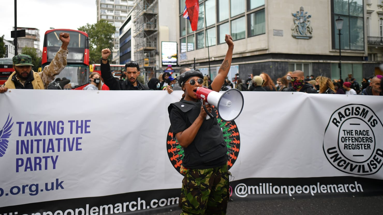 Cameron Deriggs Charged in Shooting of British Black Lives ...