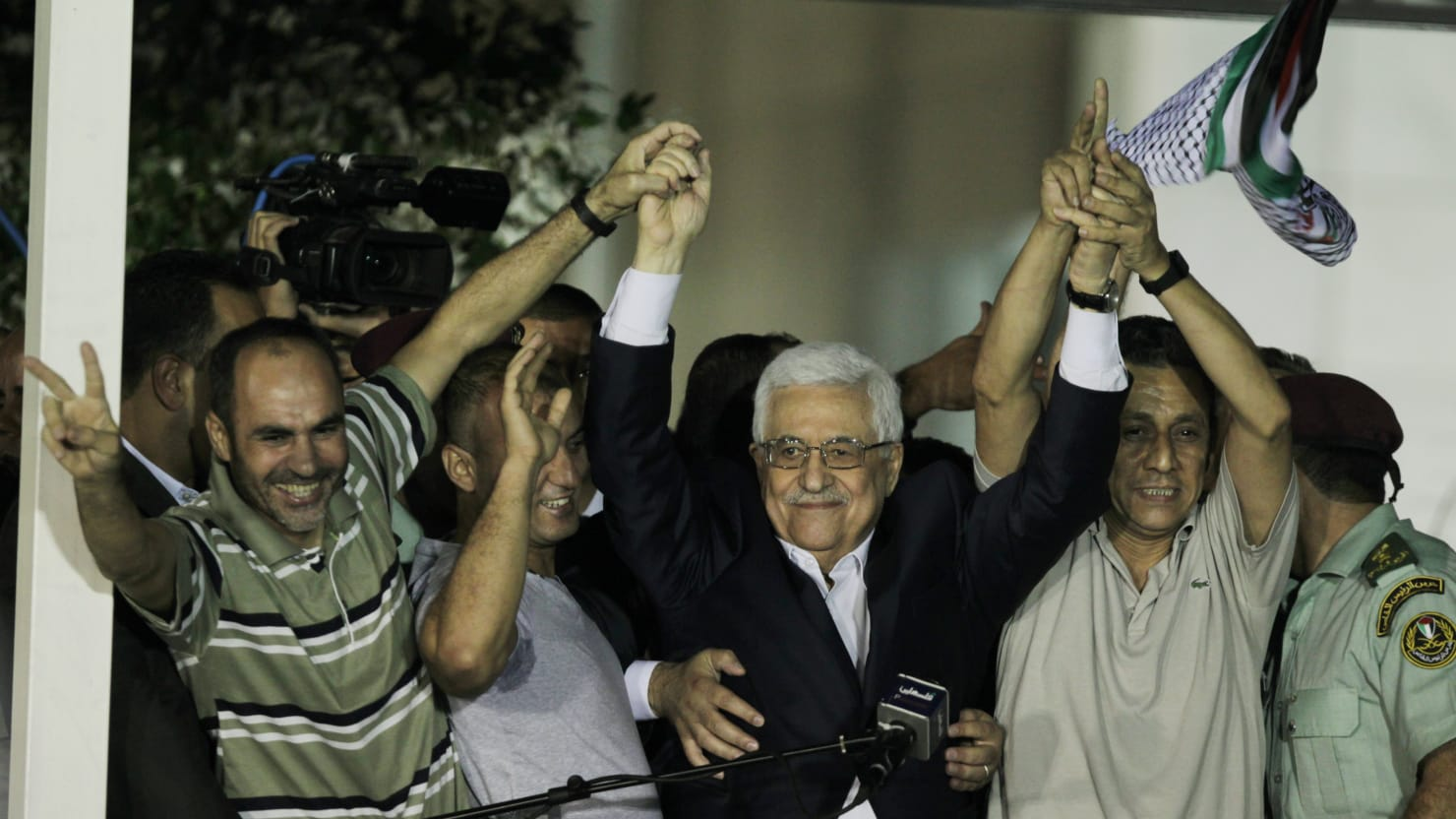Palestinian Prisoners Are Released And No One Cares