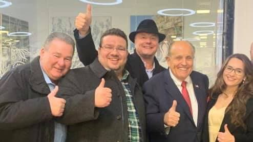 The Worst Thing About Rudy Giuliani's Trip to Ukraine