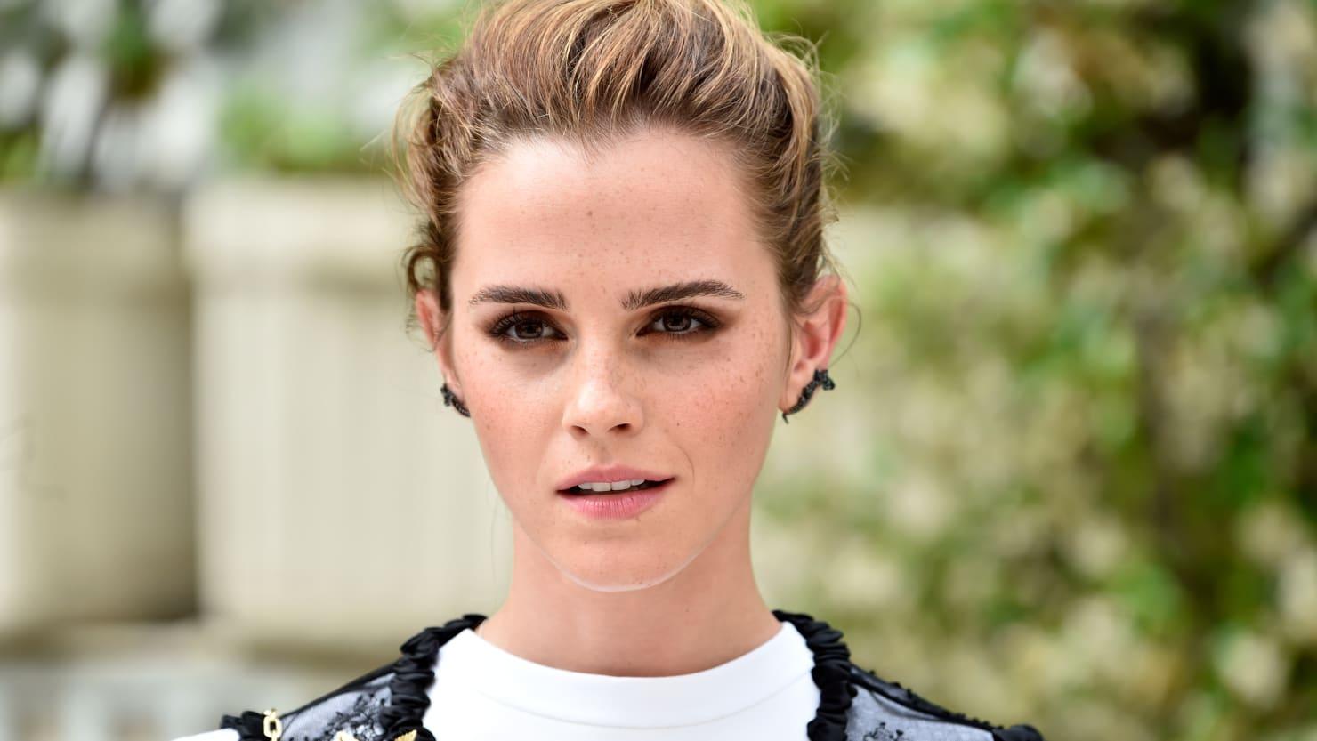 Double Emma Watson shocked Harry Potter fans 13.06.2017 56