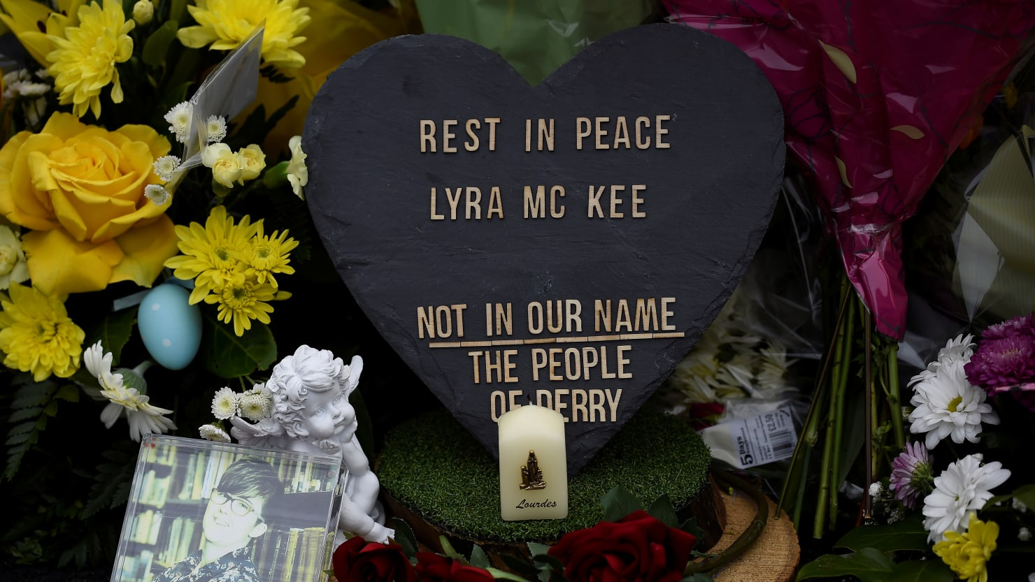 Theresa May and Irish President to Attend Murdered Journalist Lyra McKee's Funeral