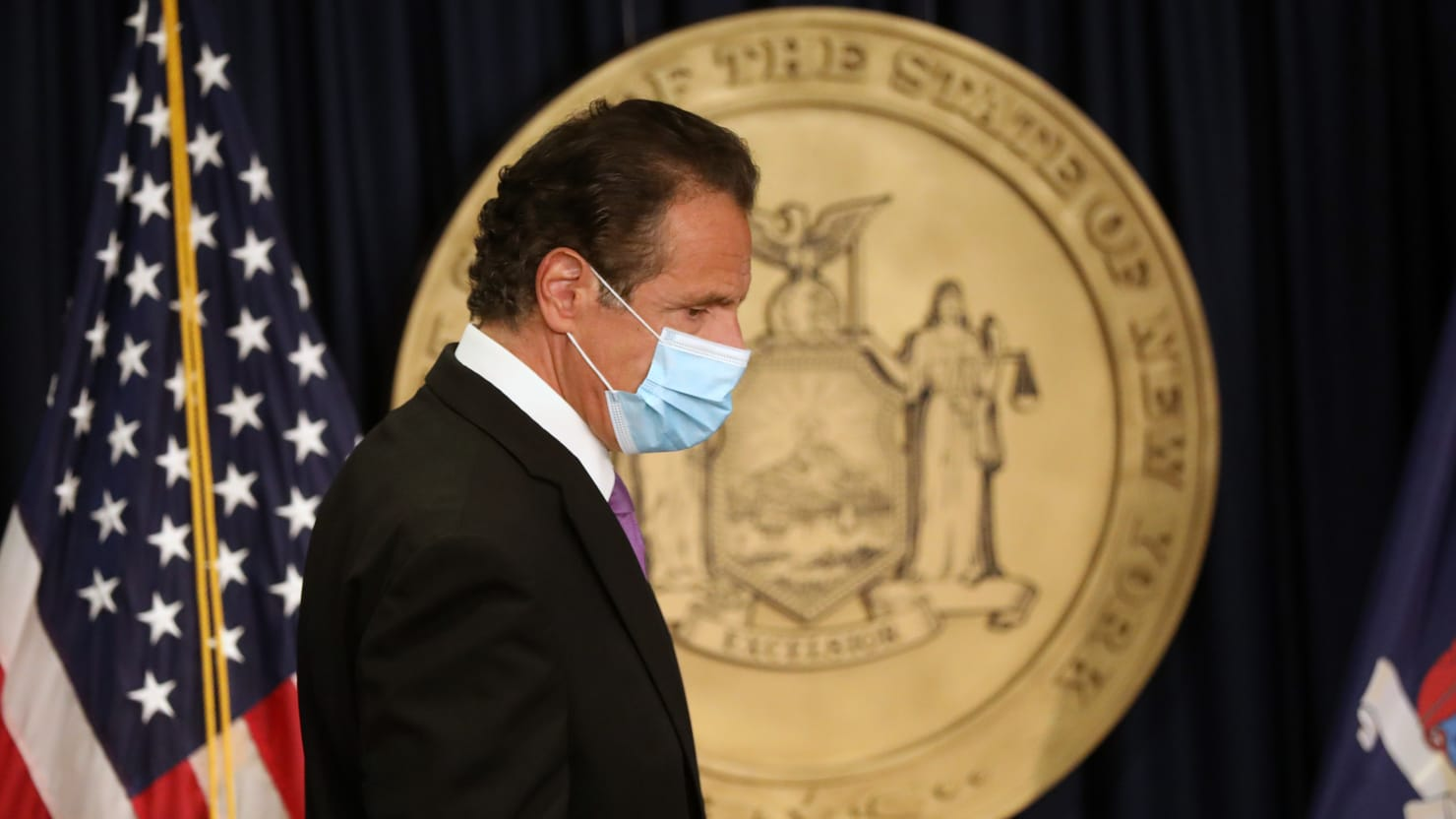 Cuomo: New York Could Shut Down in Days if COVID Hospitalizations Keep Surging