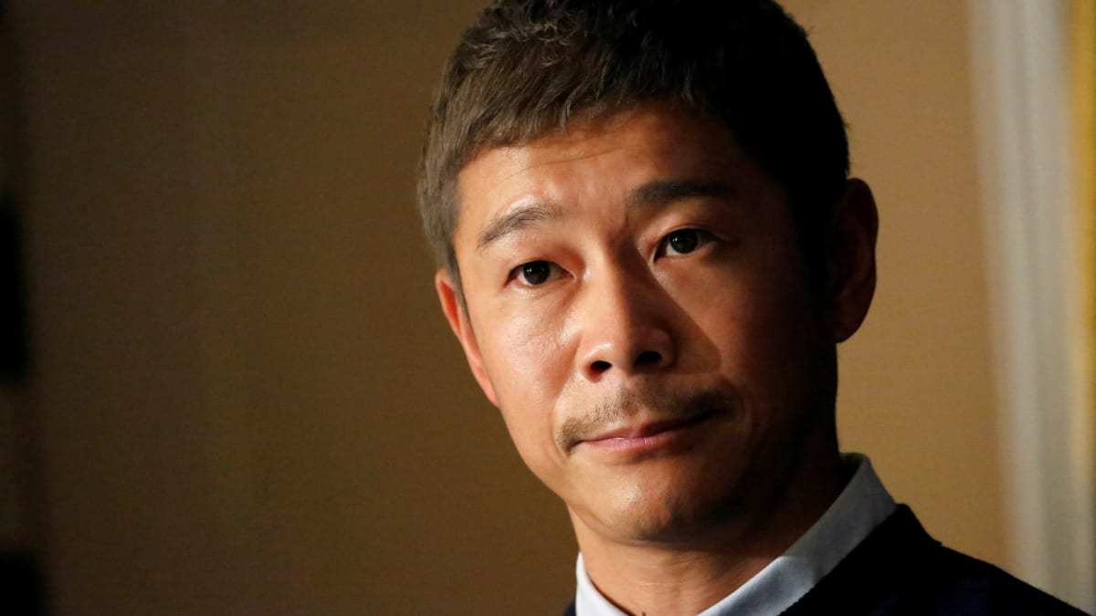 Japanese Billionaire Yusaku Maezawa Calls Off Search for 'Life Partner' to Accompany Him on SpaceX Moon Trip