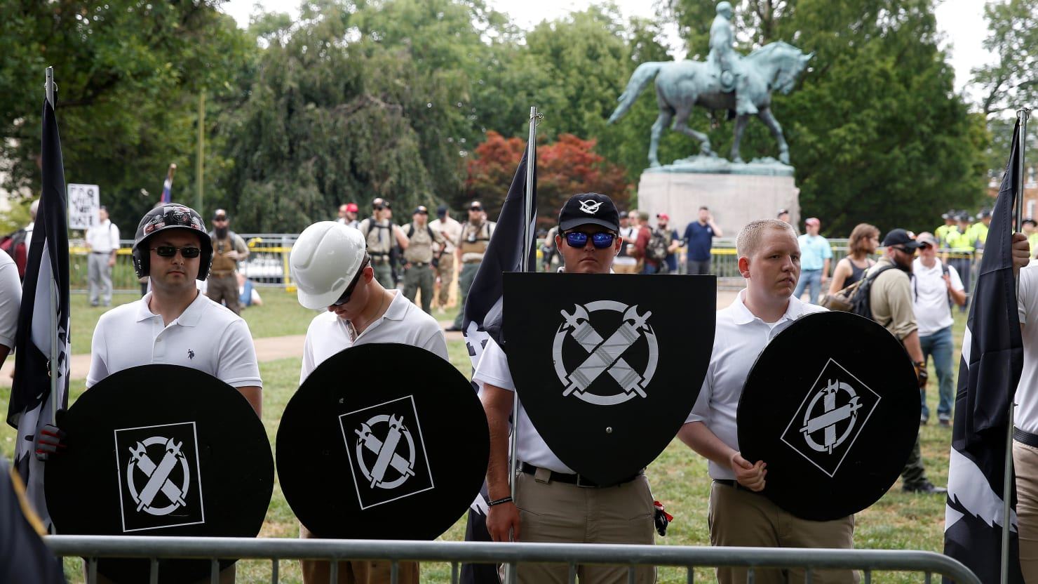 Southern California Man Lied About Belonging to White Supremacist Groups to Get Security Clearance