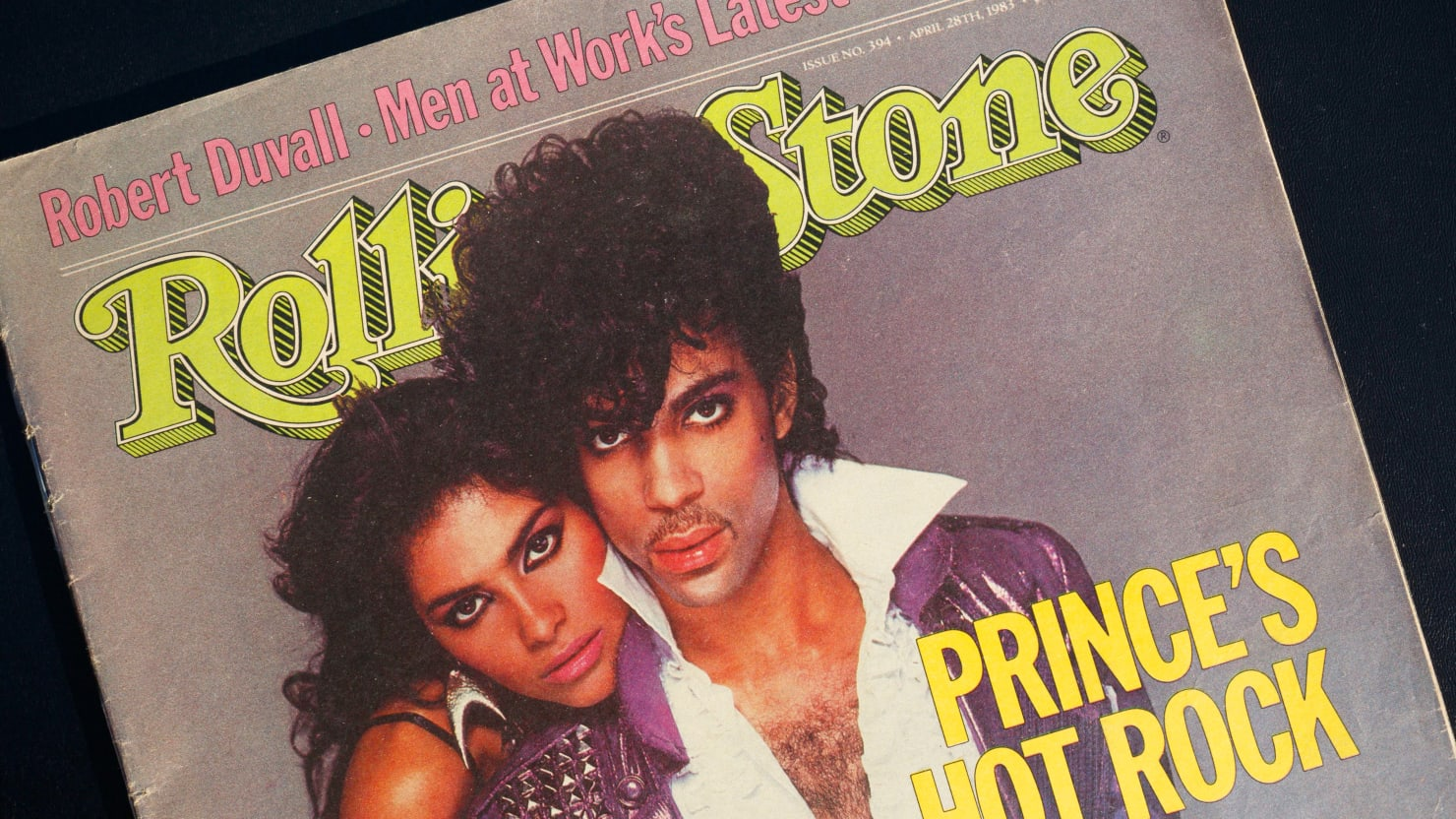 Vanity, Aka Denise Matthews, Passed Away This Week. She Led A Fascinating  Life, From Inspiring The Legendary Musician Prince To Becoming Born Again.
