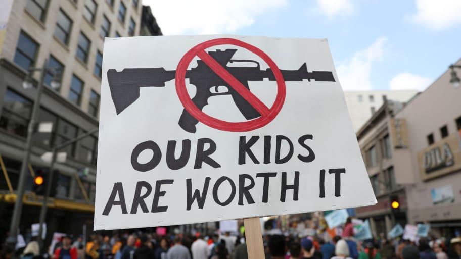 Tougher Gun Laws Mean Fewer U.S. Kids Die, Study Shows