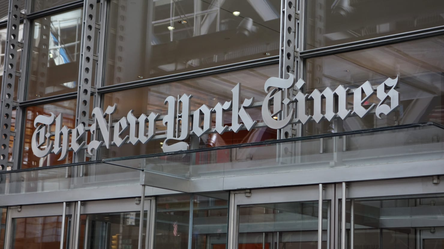 NY Times Assistant Who Edited Cotton's 'Send in the Troops' Column Resigns