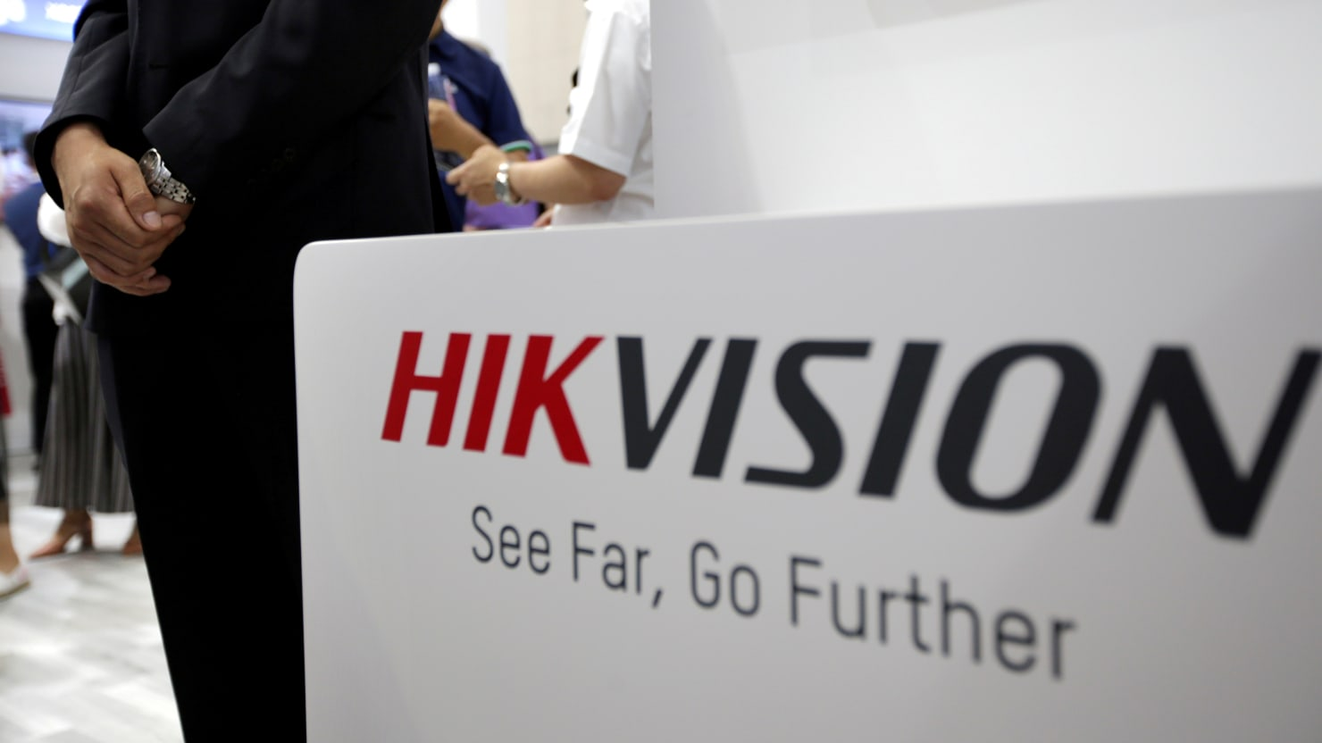 Trump Admin Planning Blacklist of Chinese Surveillance Firm Hikvision: Reports