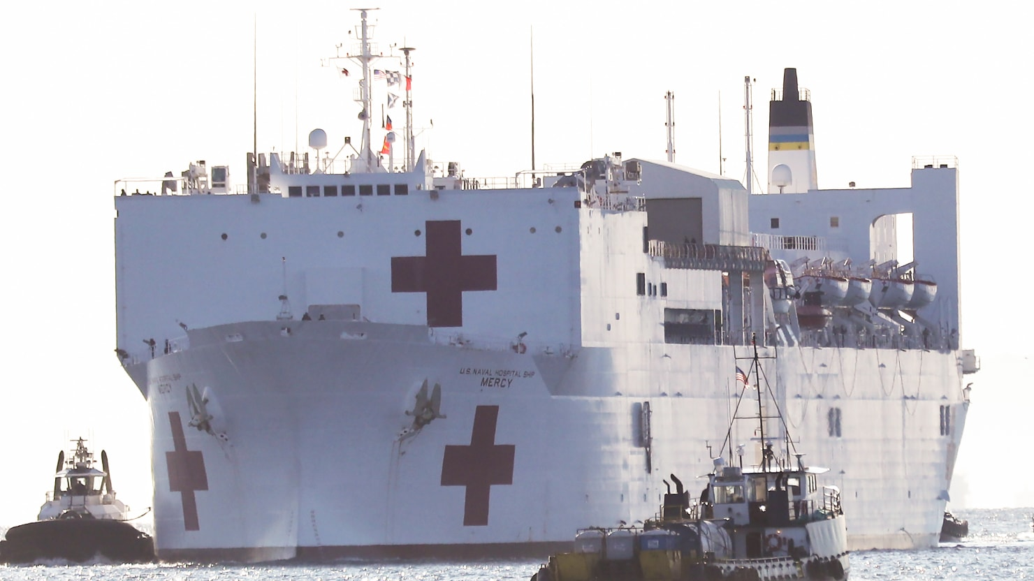 Engineer Tried to Crash Train Into Navy Hospital...