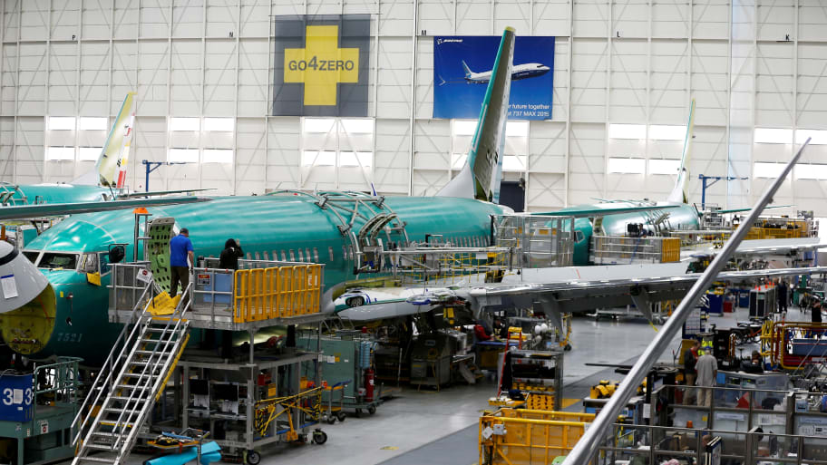 Boeing Pledges $100 Million to Families, Communities Impacted by 737 Max Crashes