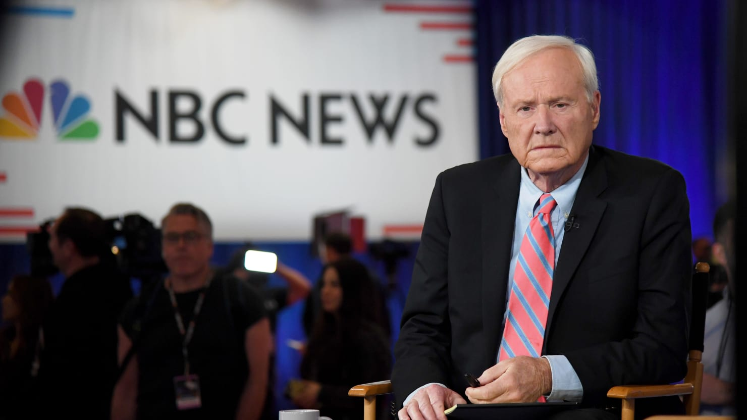 Embattled Chris Matthews Left Out of MSNBC's S.C. Primary Coverage
