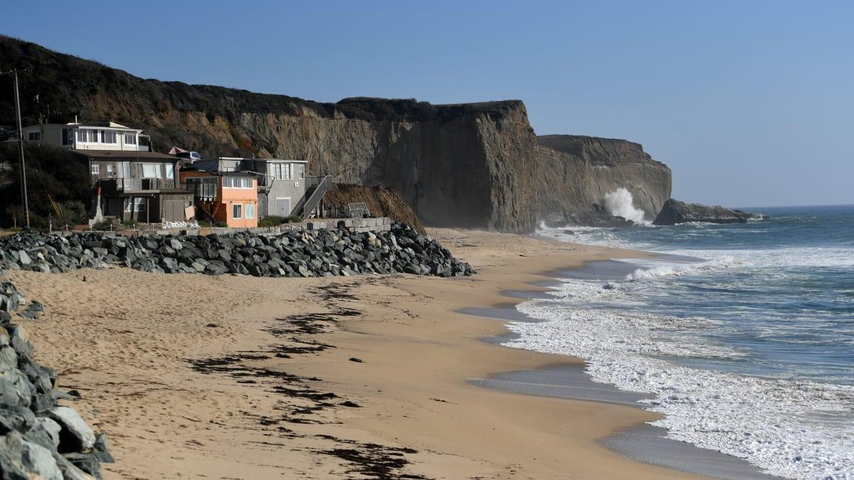 California Sues Billionaire Vinod Khosla Over Martins Beach Access