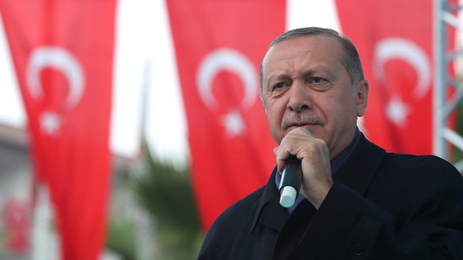 Erdoğan: Suspects in Khashoggi killing should be tried in