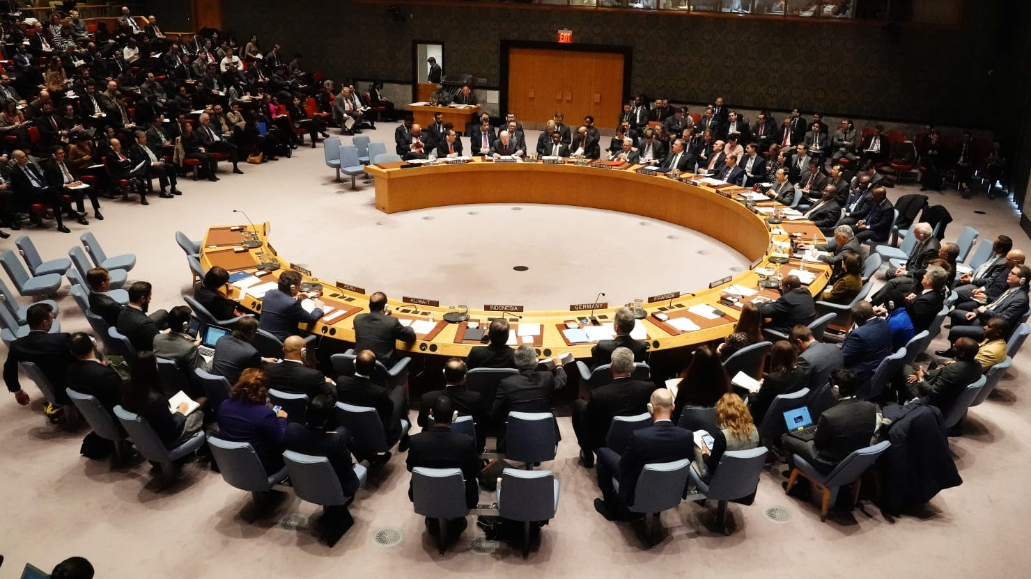U.S. Threatening to Veto U.N. Resolution Against Rape as Weapon of War