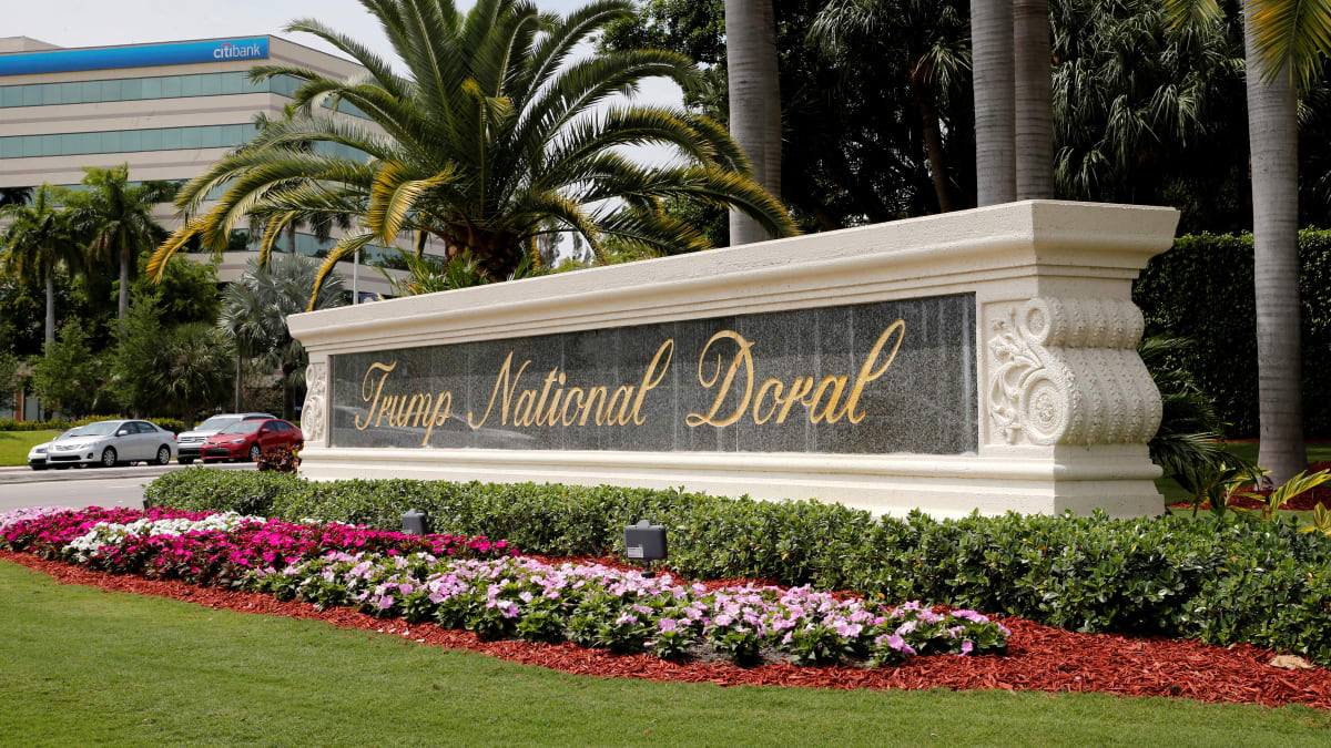 Trump Doral Doubled its Prices Before White House Announced His Visit, Report Says