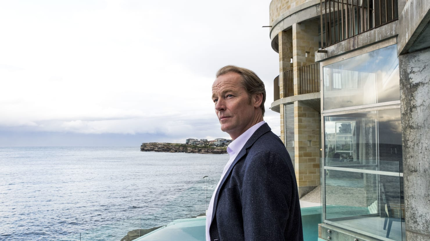 �game of thrones� star iain glen on his new aboriginal