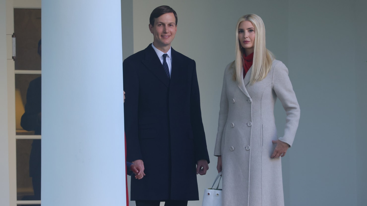 The Lincoln Project Fires Back at Jared and Ivanka's Lawsuit Threat: 'Peddle Your Scare Tactics Elsewhere'