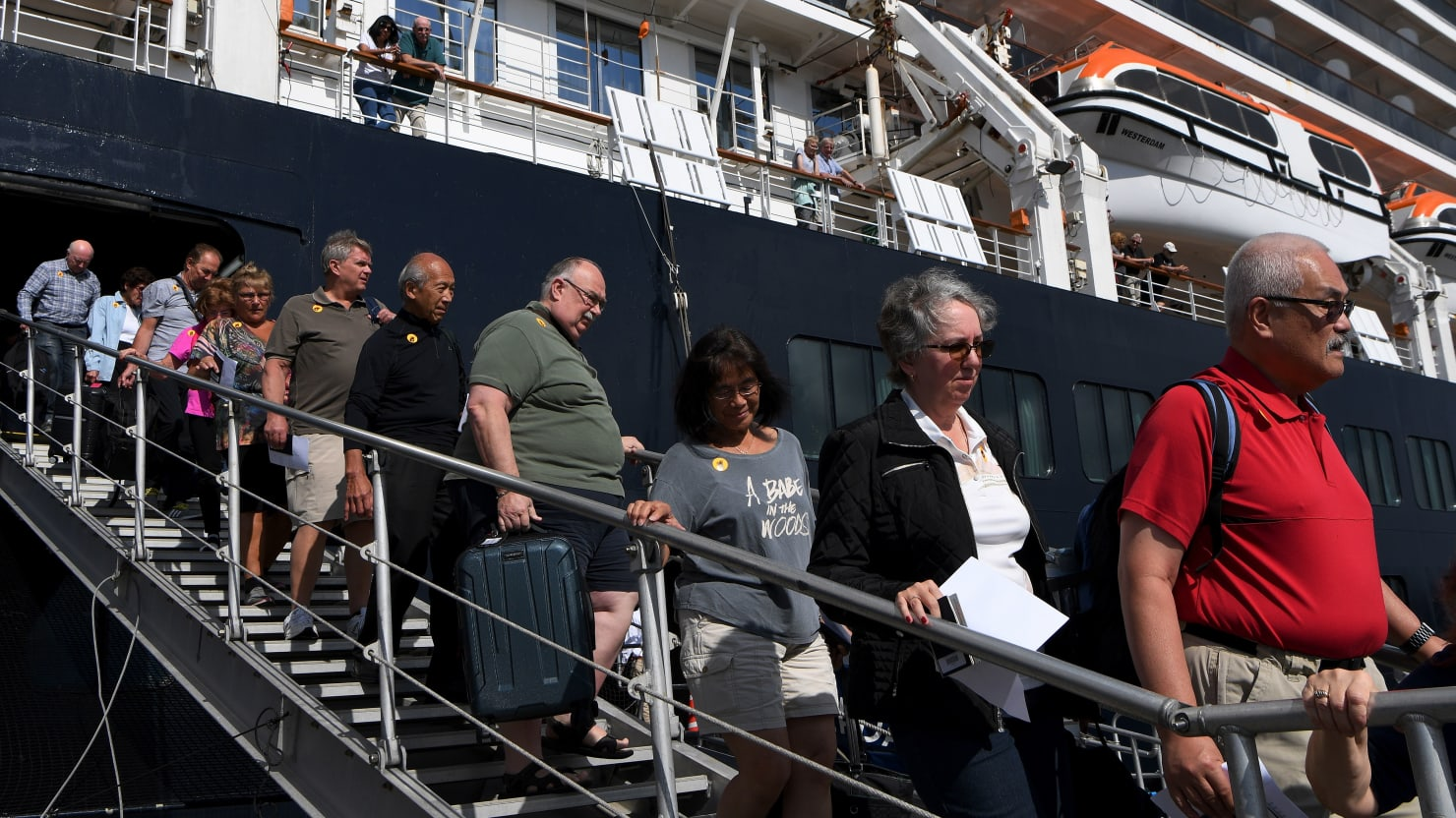 MS Westerdam Passengers Coronavirus Diagnosis Raises New Fears