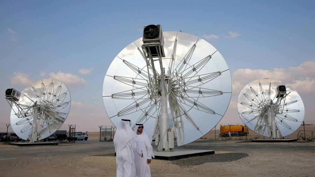 Is the Middle East the World's Next Solar Energy Giant?