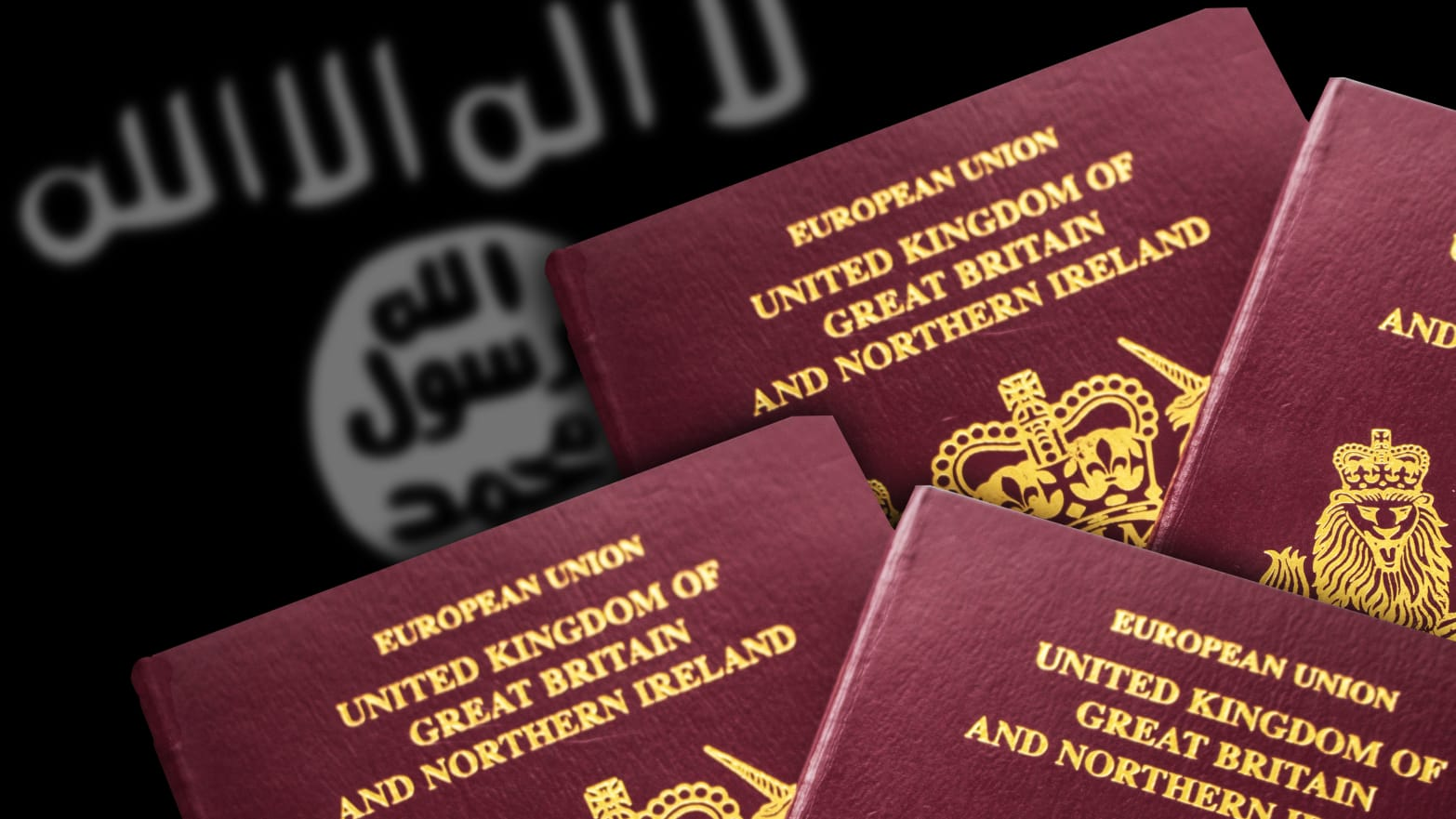 ISIS Can Buy U K  Passports on the Deep Web to Thwart Brexit