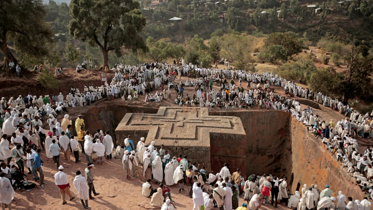 Does Archaeological Discovery in Ethiopia Prove the Legend of How Christianity Came to Africa?