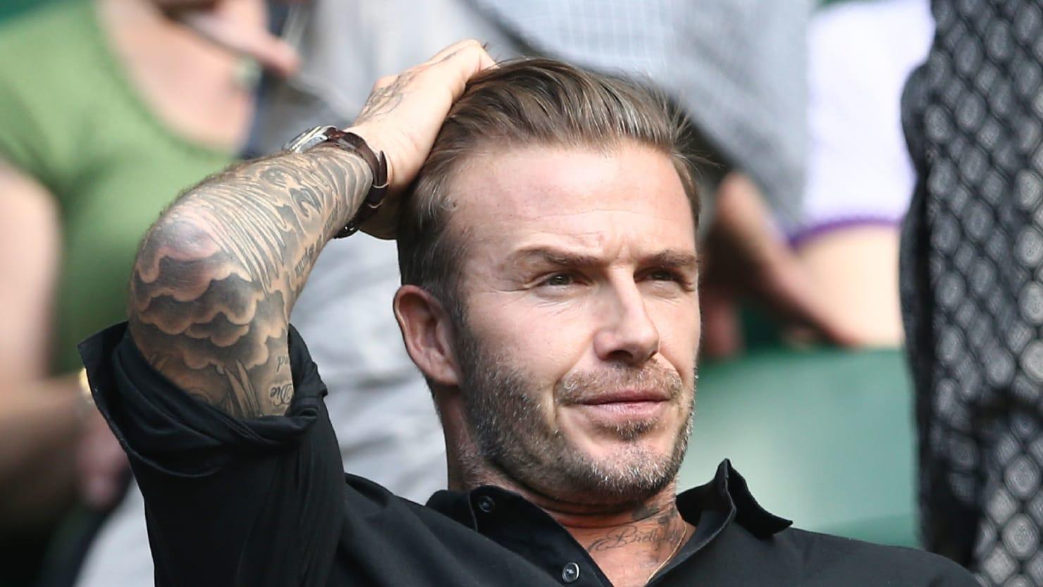 Stolen Emails Expose David Beckham's Darker Side