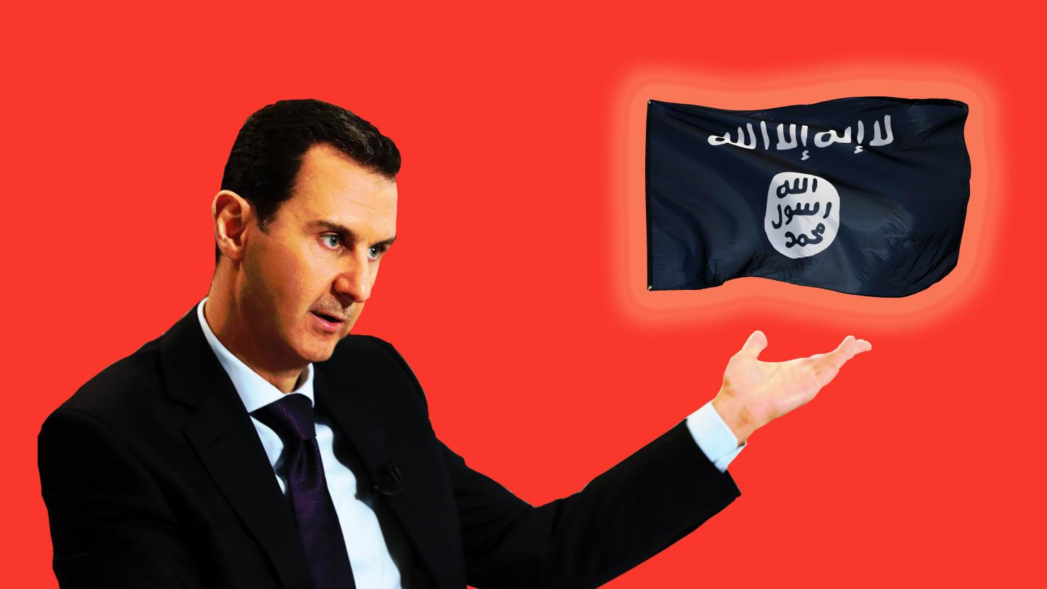 Assad Henchman: Here's How We Built ISIS