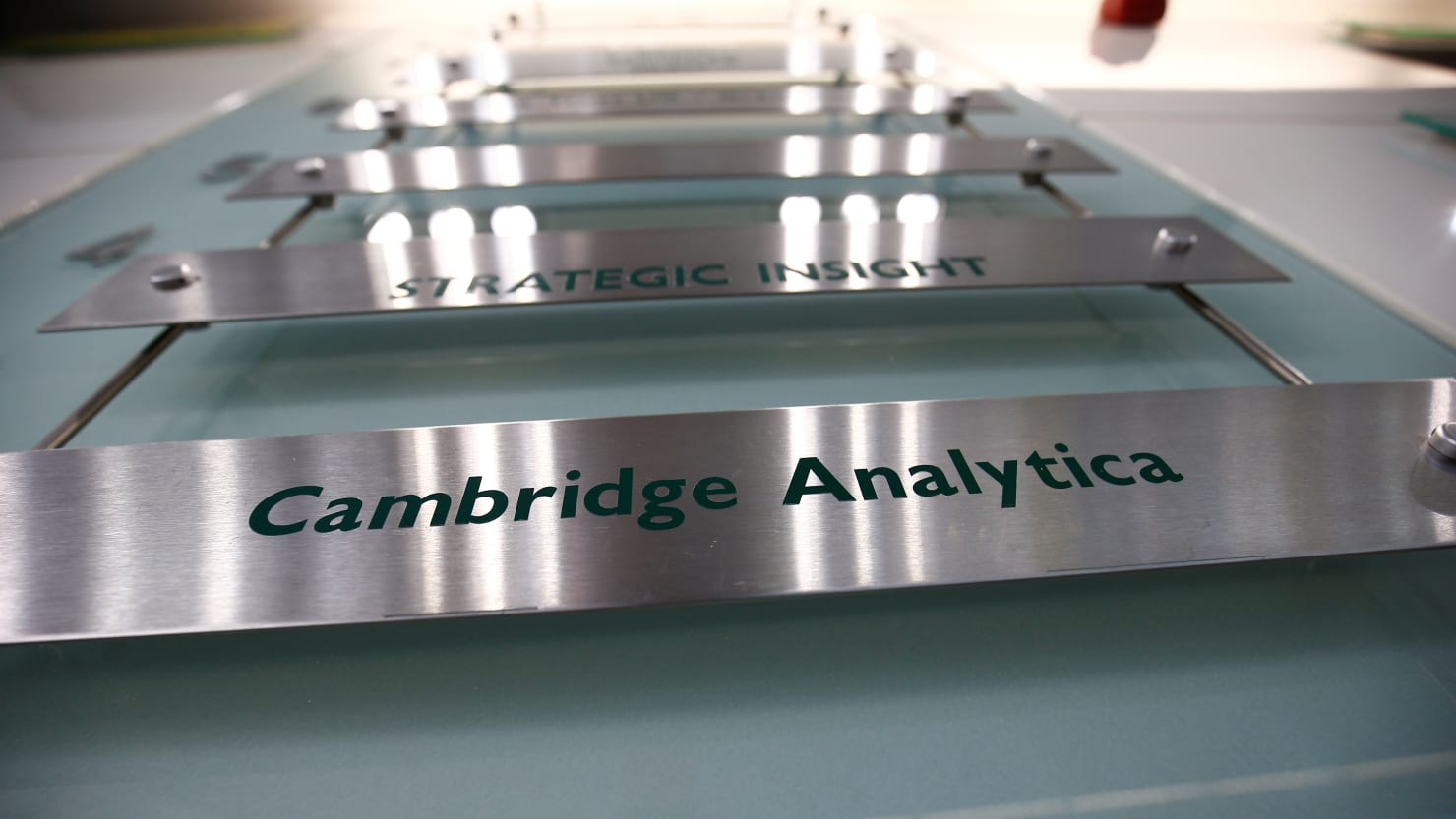 Cambridge Analytica to be Liquidated and May Now Die With Its Secrets