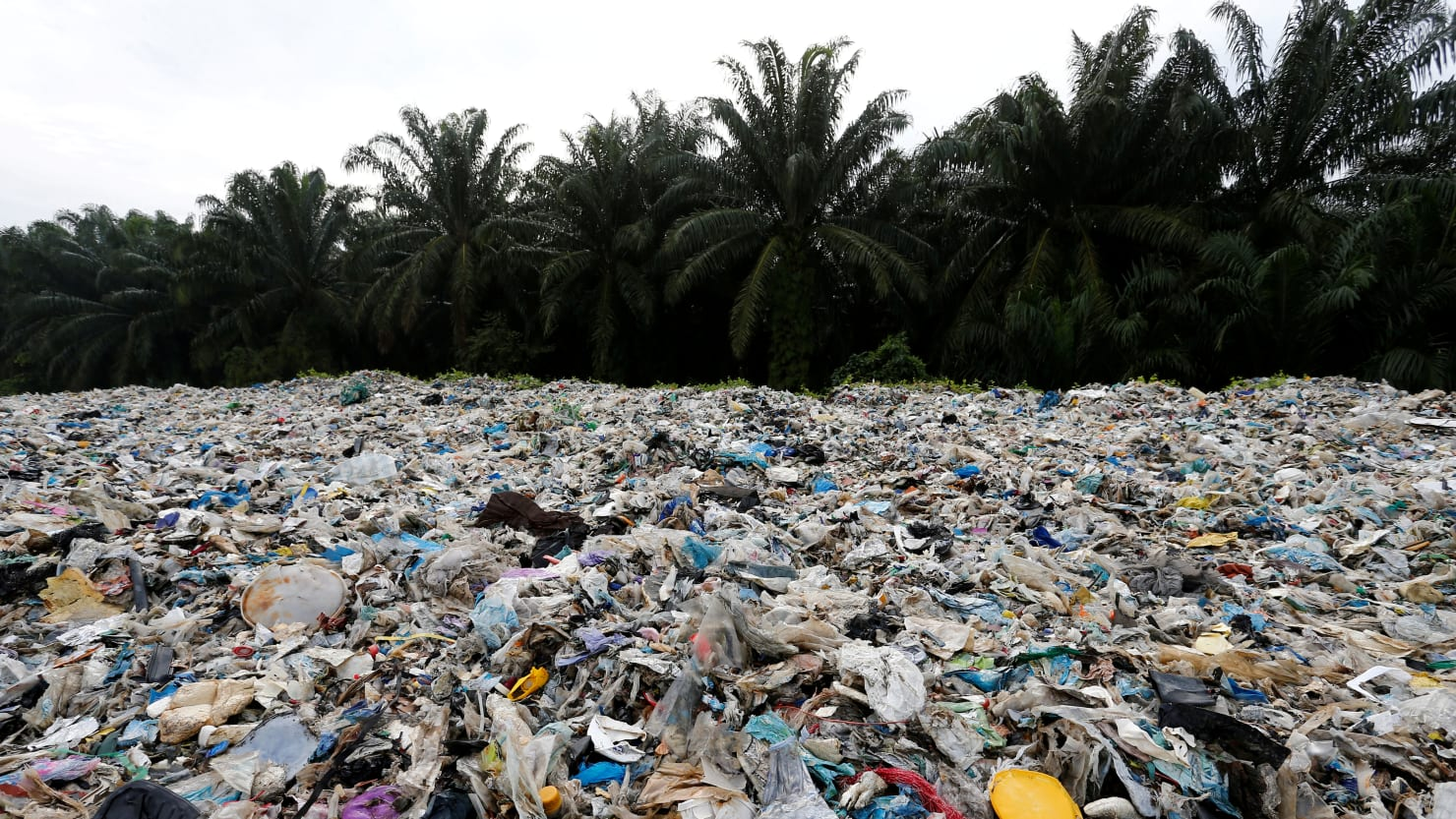 U.S. Ships 'One Million Tons' of Plastic Waste to Poor Countries Every Year