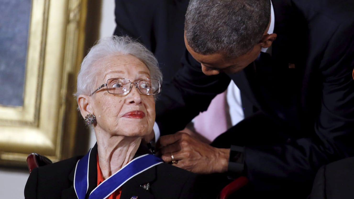 Trailblazing NASA Mathematician Katherine Johnson Dies at 101