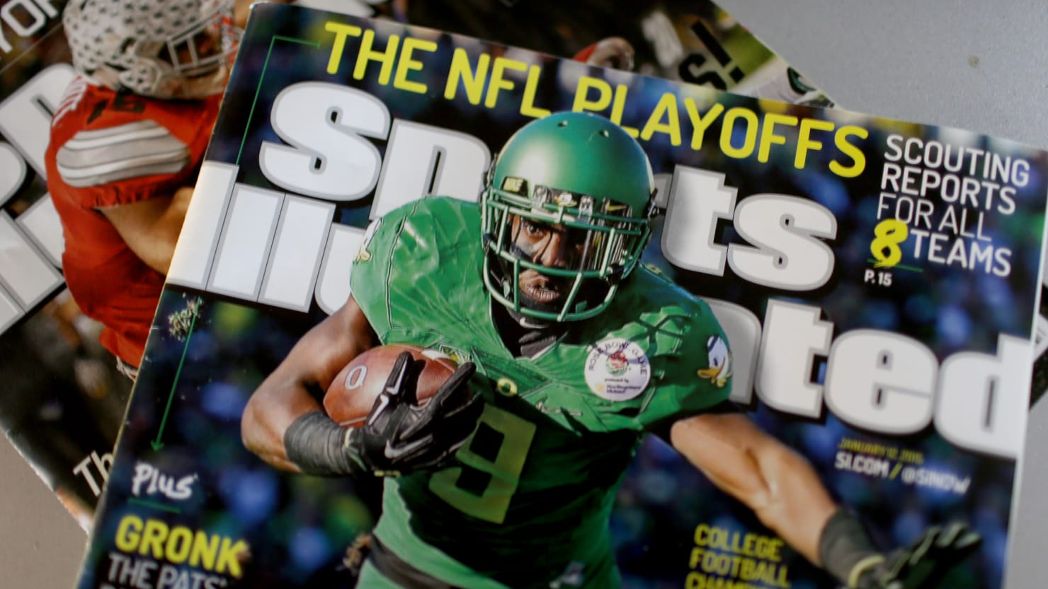 Sports Illustrated Goes to War With Its Owner The Maven