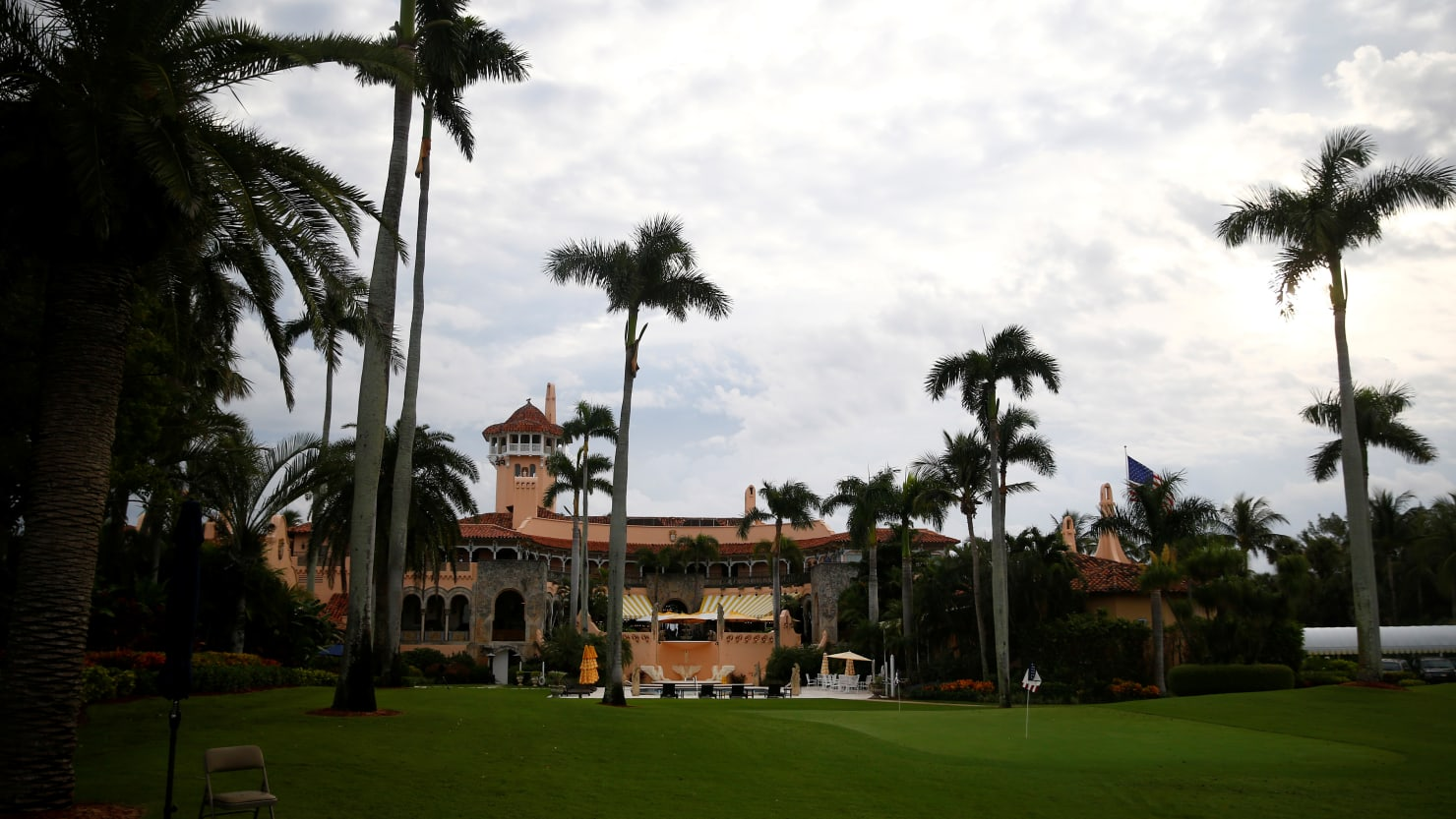 Prosecutors: Claim That Mar-a-Lago Intruder Had Malware May Have Been 'False Positive'