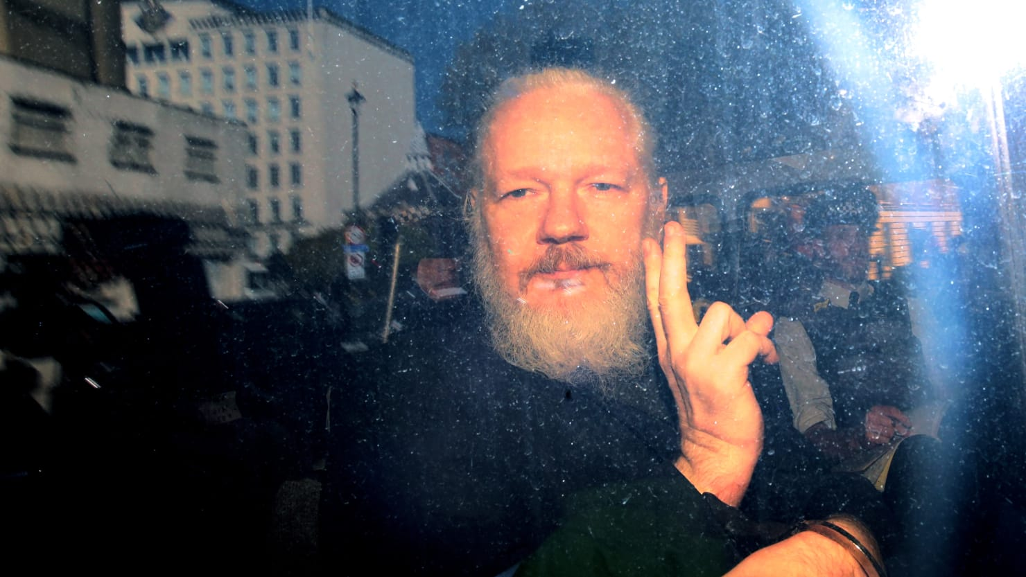 Two DOJ Prosecutors in Assange Case Pushed Back Against Espionage Act Charges: WaPo