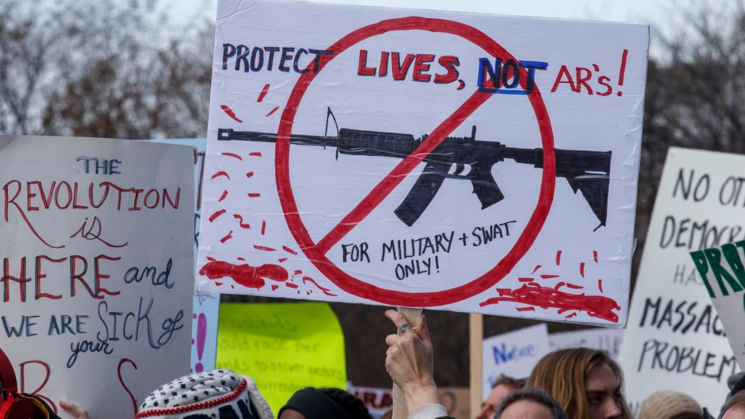 Fellow Dems Doom Virginia Gov. Ralph Northam's Assault Gun Ban