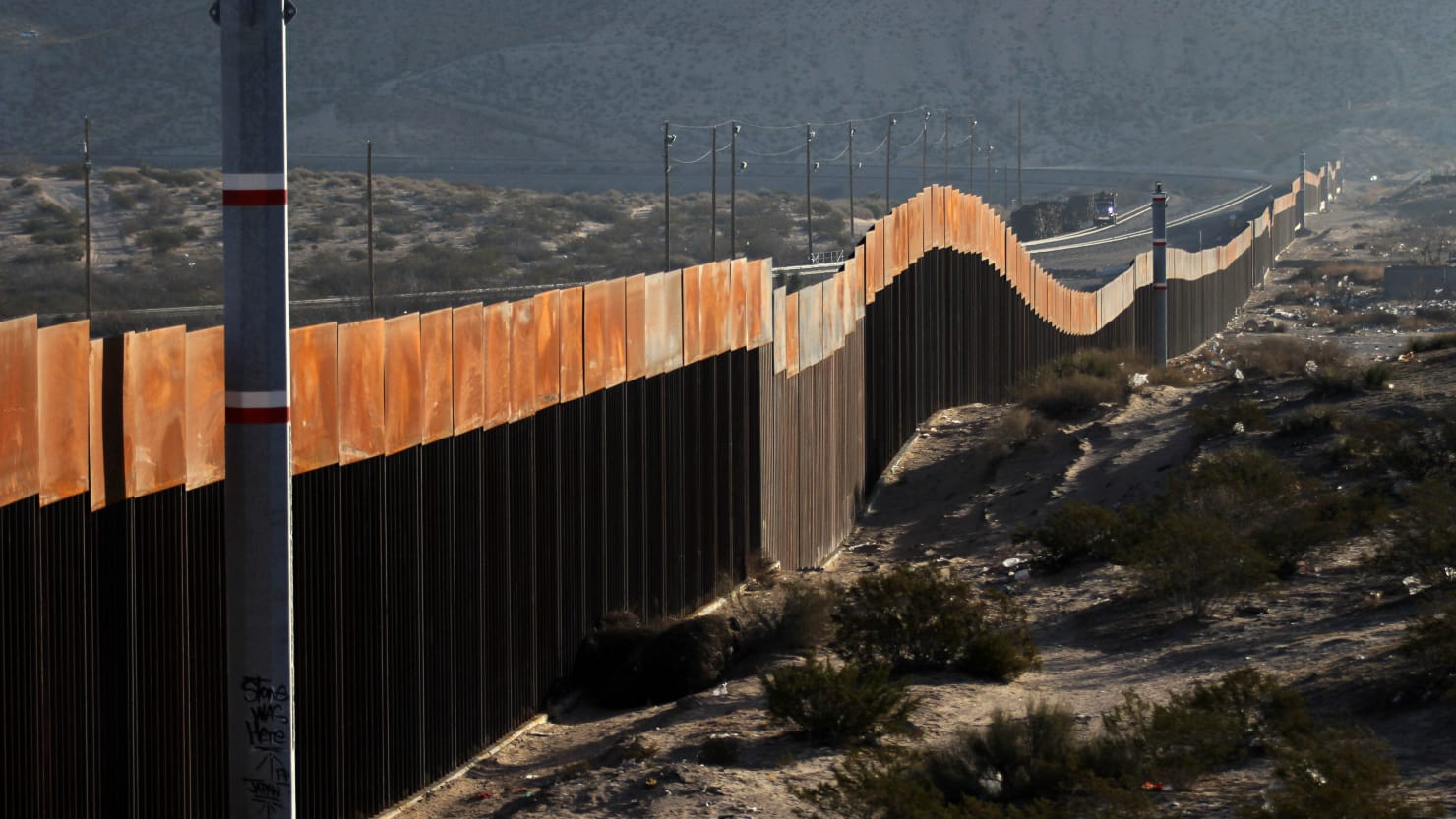 Trump Administration to Waive Contracting Laws to Speed Border Wall Construction