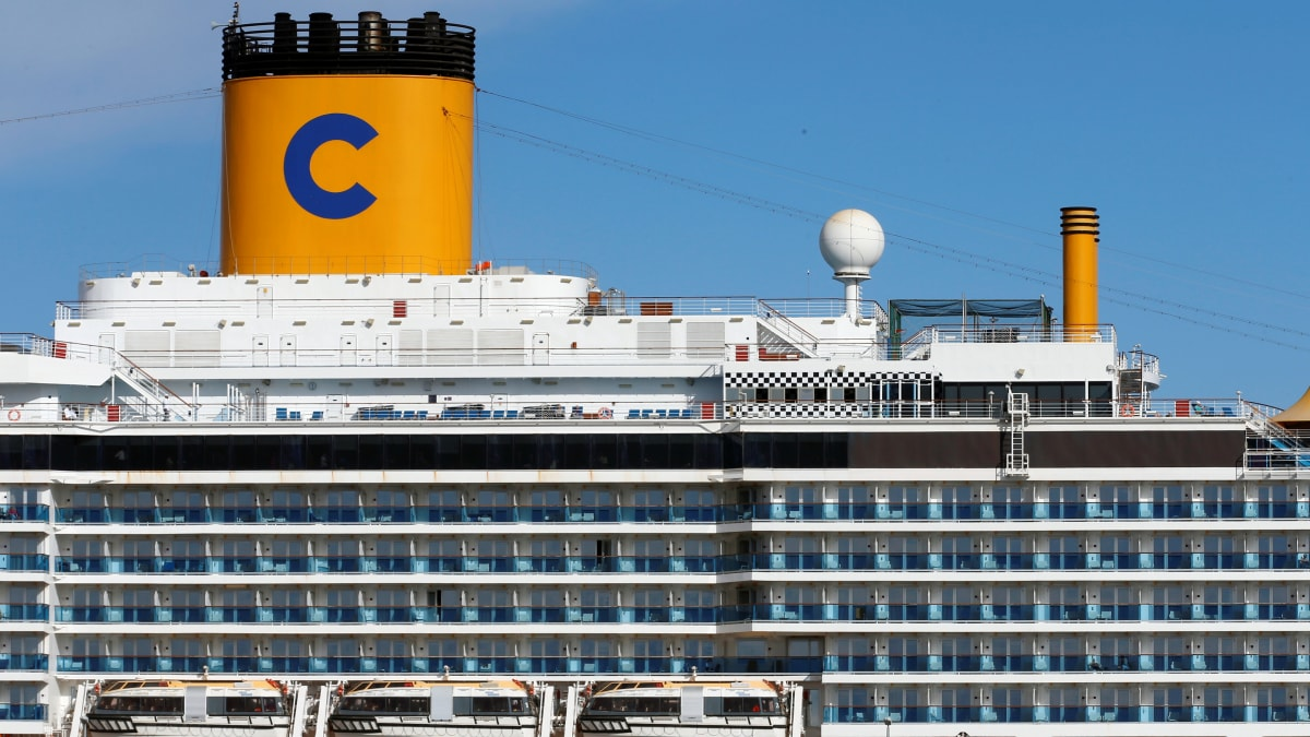 7,000 People Trapped on Mediterranean Cruise in Italy Over Suspected Coronavirus Case