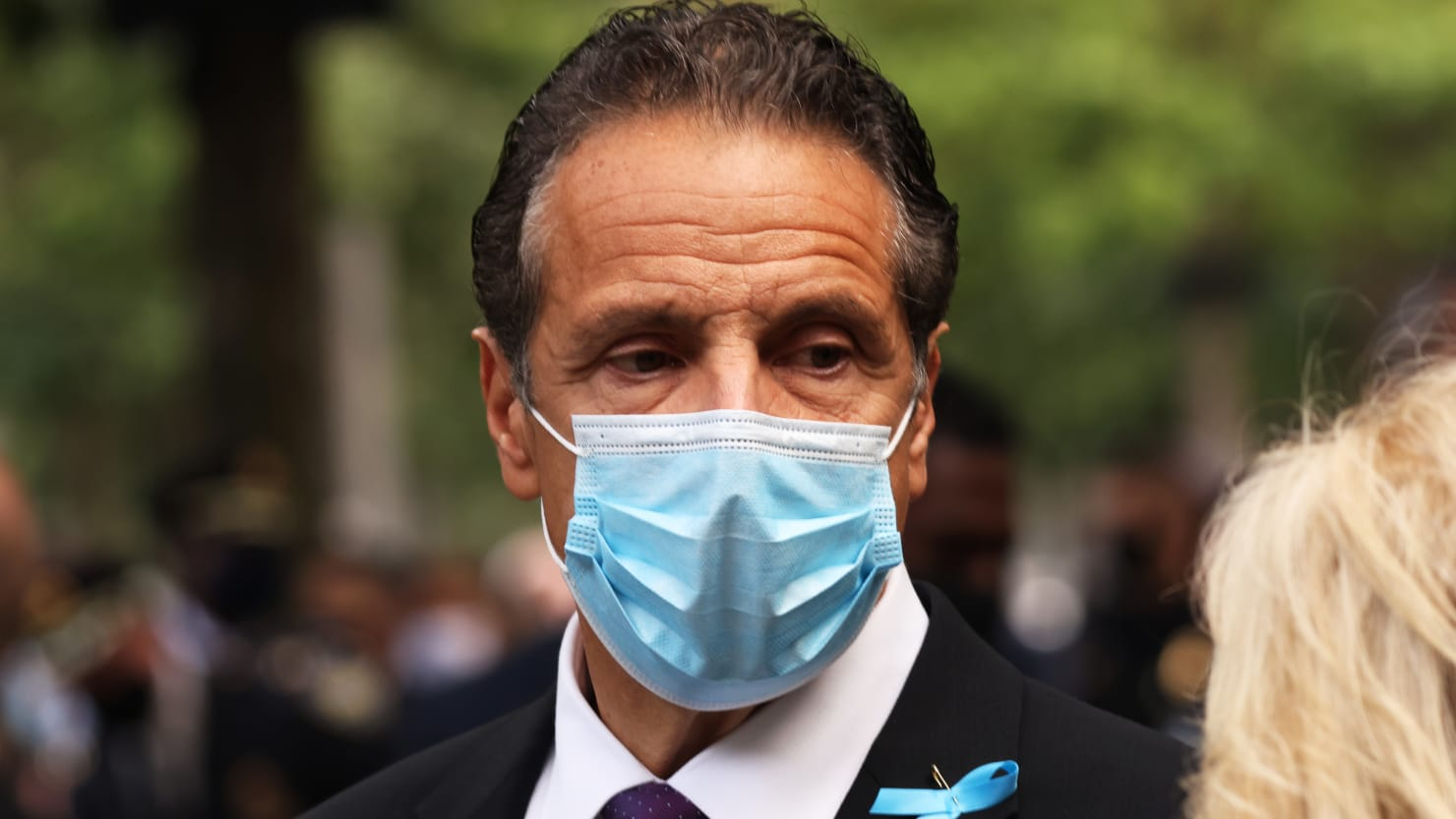 Dem Lawmakers Threaten to Revoke Cuomo's Pandemic Powers After Nursing Home Fiasco