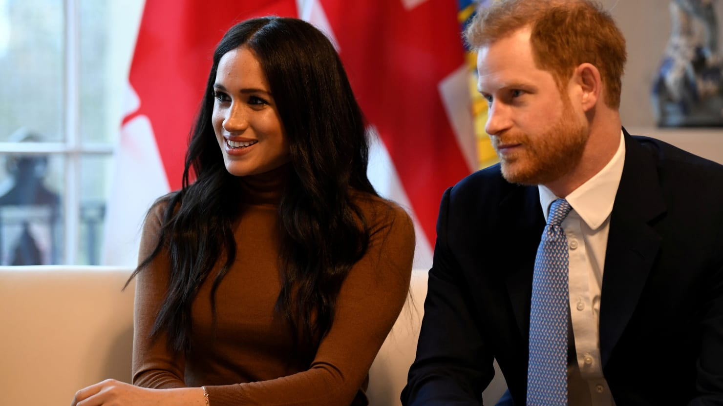 Prince Harry and Meghan Snipe at the Queen for Banning 'Royal' From Their Brand