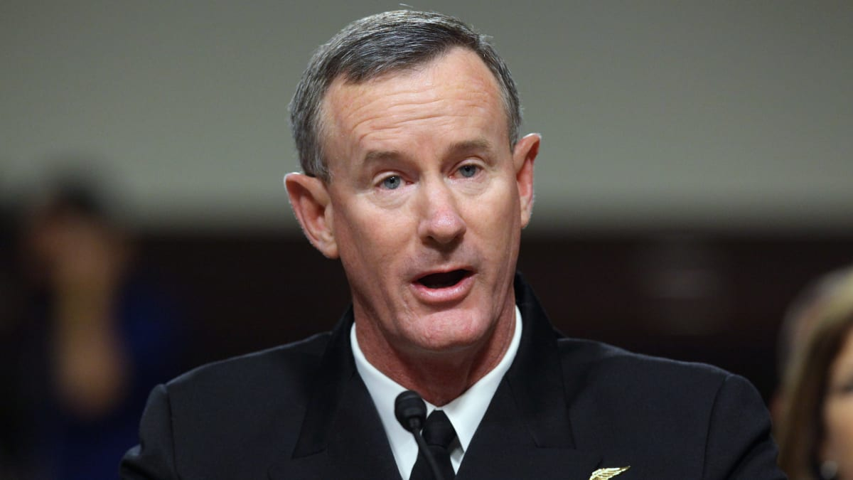 Admiral William McRaven: America Is 'Under Attack' From Trump