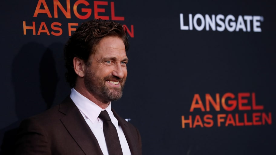 'Angel Has Fallen' Starring Gerard Butler Tops Box Office During Opening Weekend