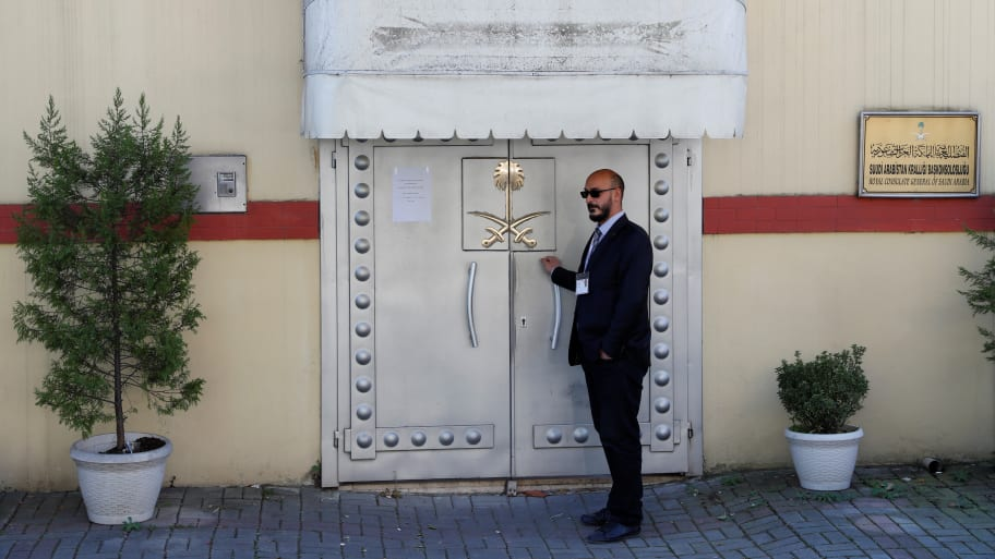 Saudi Arabia Sells Building Where Khashoggi Was Killed, Says Report