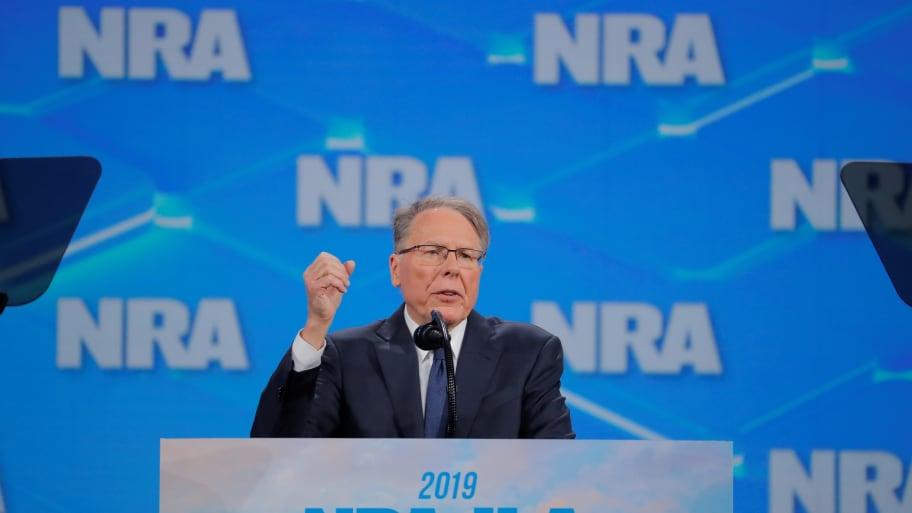 Fox News Host Steve Hilton Bashes NRA CEO Wayne LaPierre: 'Odious Little Grifter'