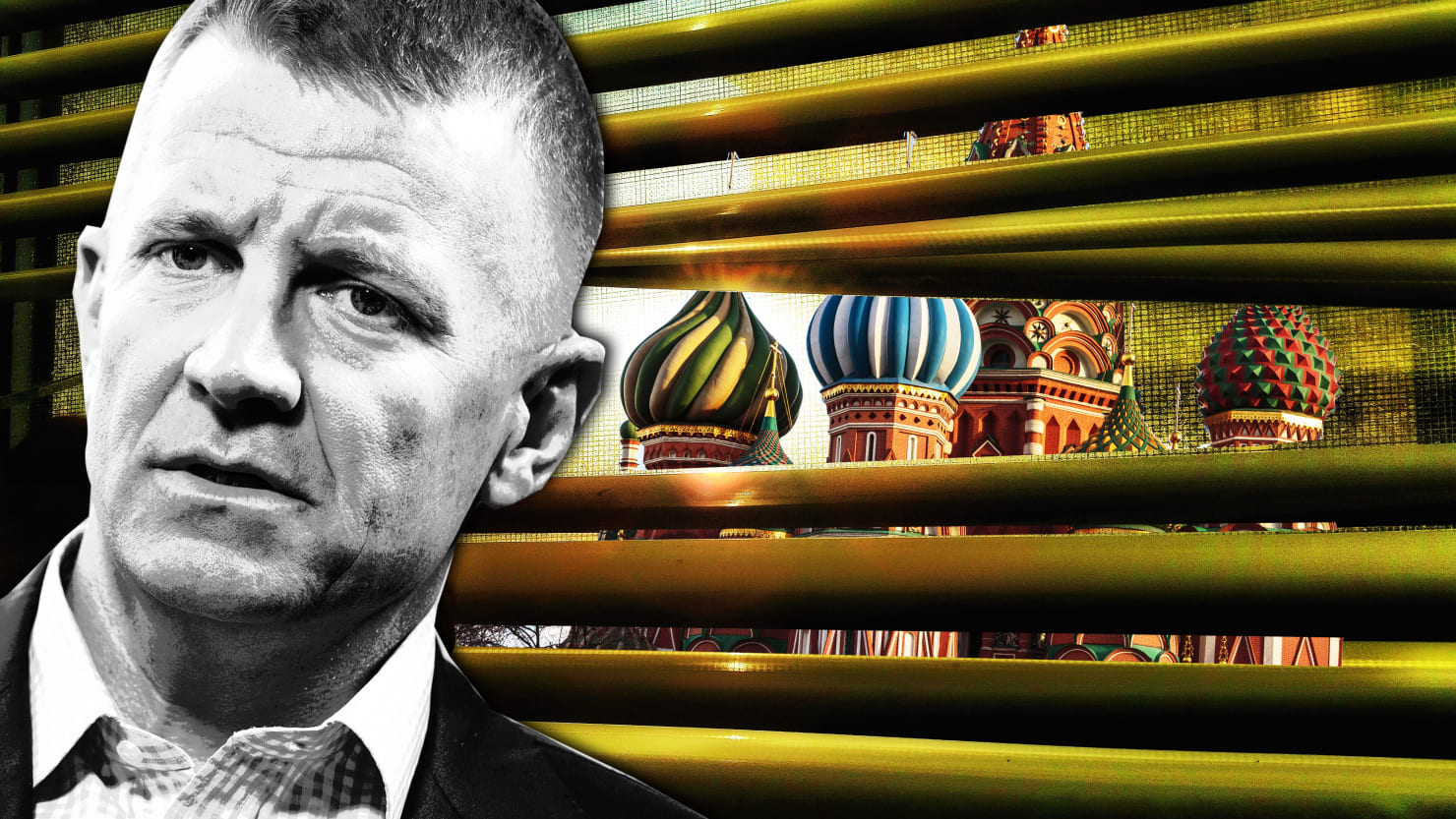 Revealed: What Erik Prince and Moscow's Money Man Discussed in That Infamous Seychelles Meeting
