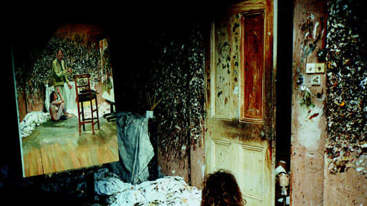 K And S Auto >> Lucian Freud - The Studio