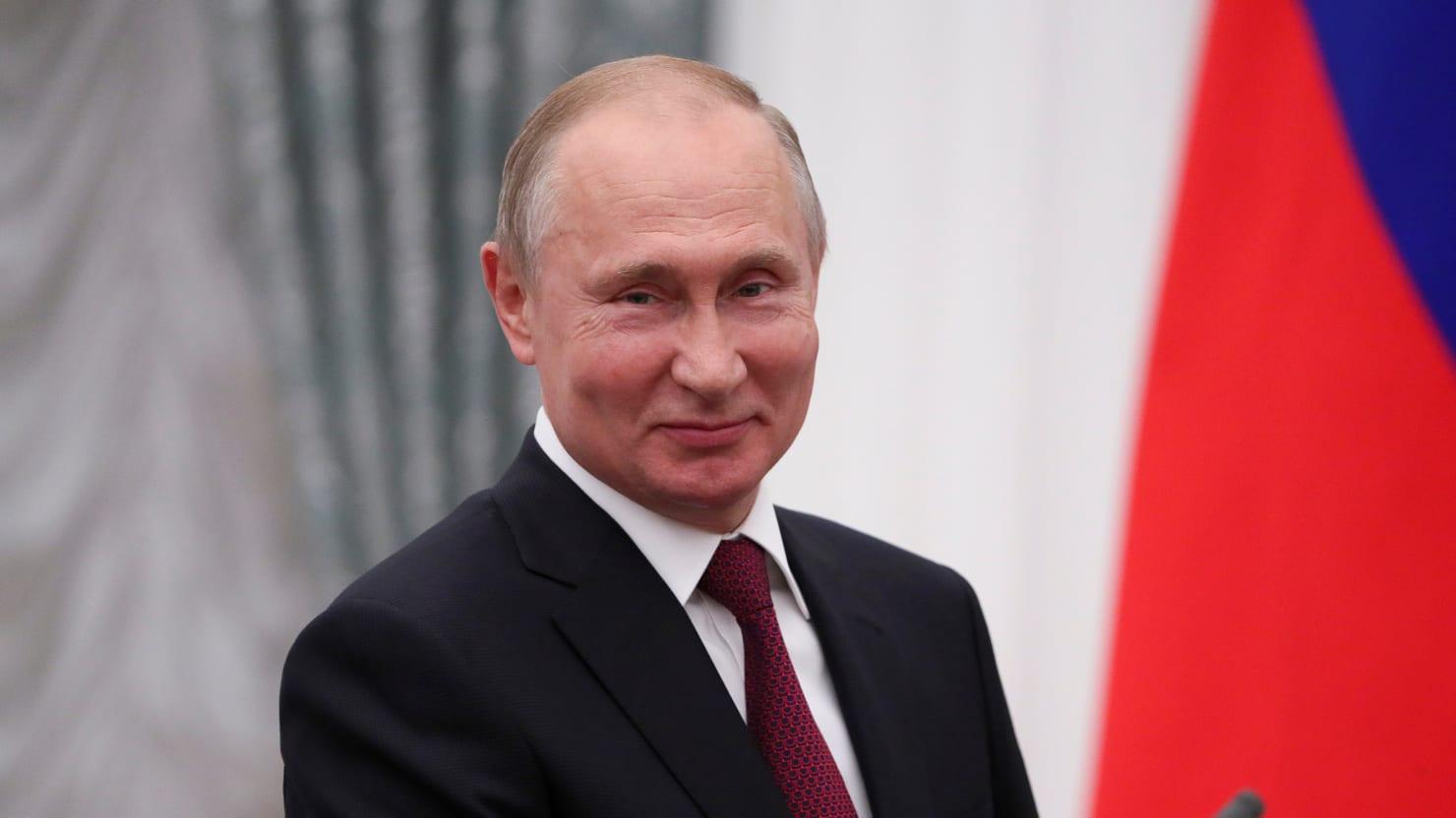Kremlin on New BBC Talk Show Starring 'Vladimir Putin': The Real Putin Is Not a Fan
